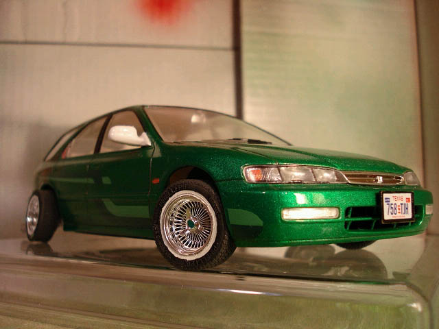 Honda Accord Wagon Lowrider