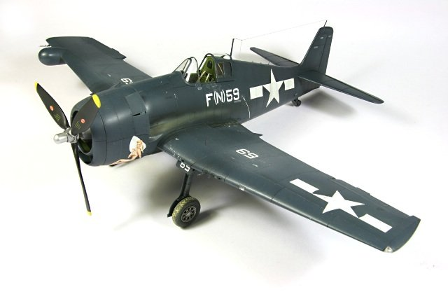 Grumman F6F-5N Night Hellcat