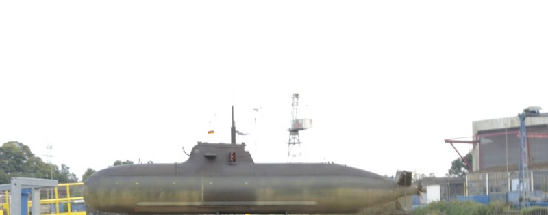 U Boot Walrus Klasse U-Boot Klasse 212A, Re...