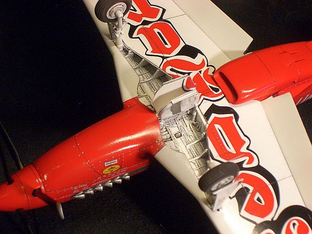 RB-51 Red Baron