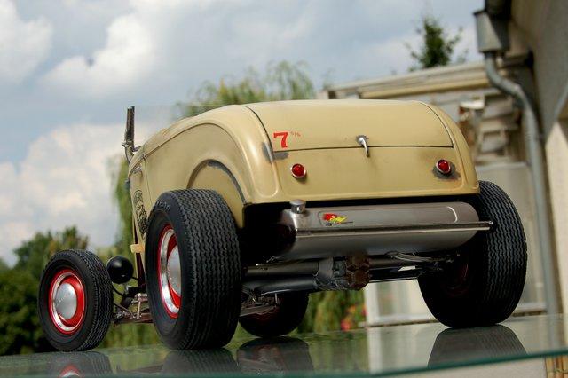 1932 ford hot rod revell 1 8 von fabian schulz. Black Bedroom Furniture Sets. Home Design Ideas