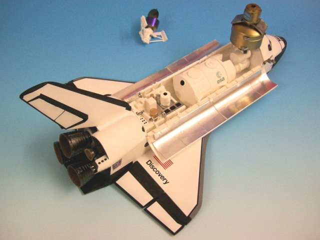 Space Shuttle Orbiter OV-103 Discovery