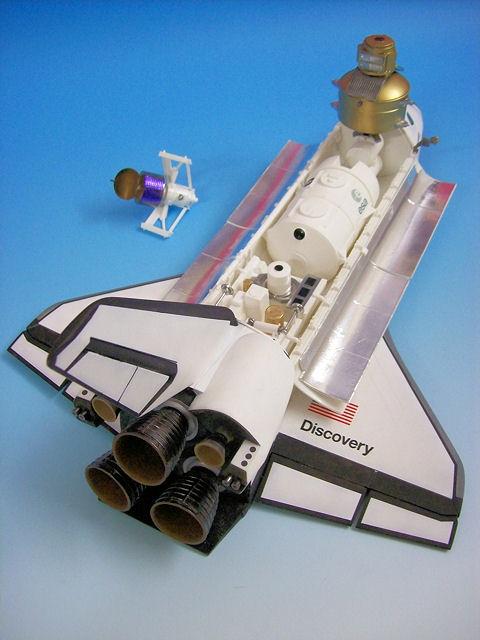 monogram space shuttle - photo #20