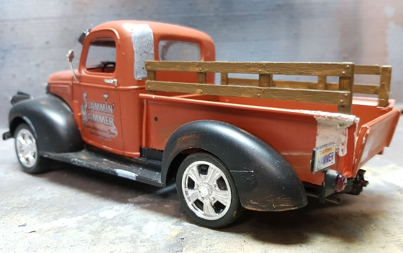 "Chevy Pickup ""Ratte light"""