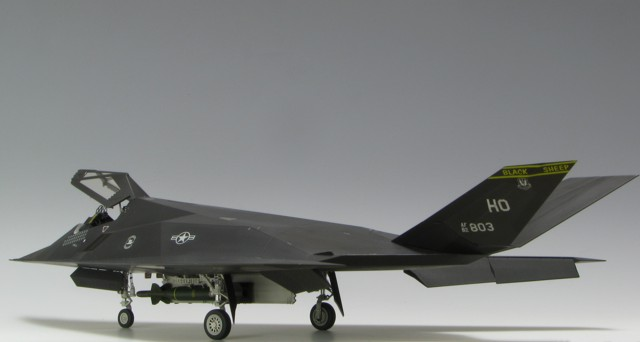 Lockheed F-117A Nighthawk