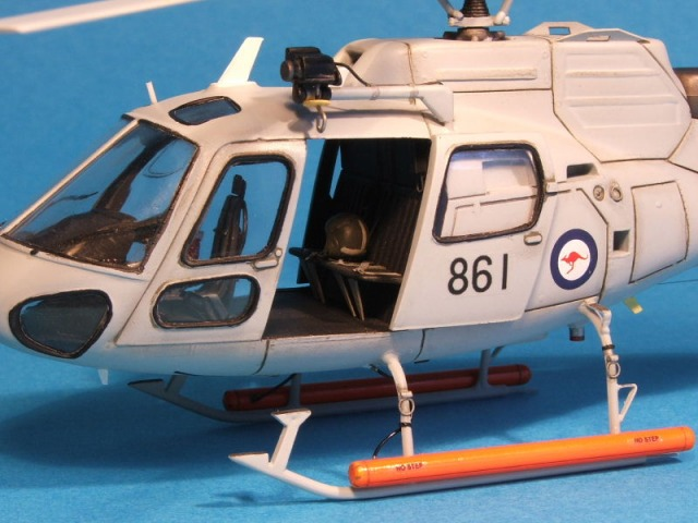 Eurocopter AS350 B Squirrel