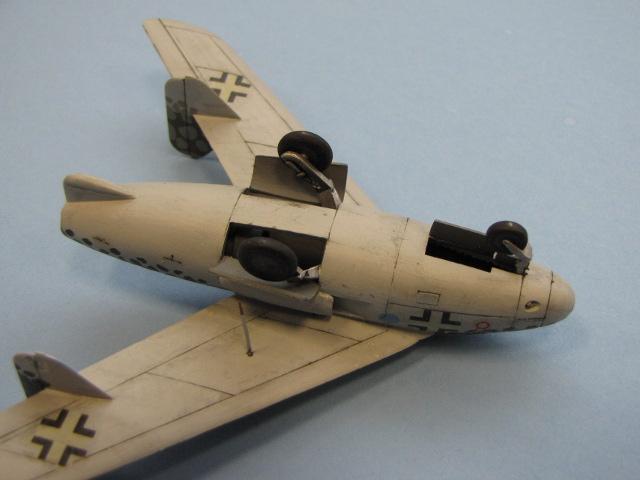Junkers EF 128, Huma 1:72 von ...