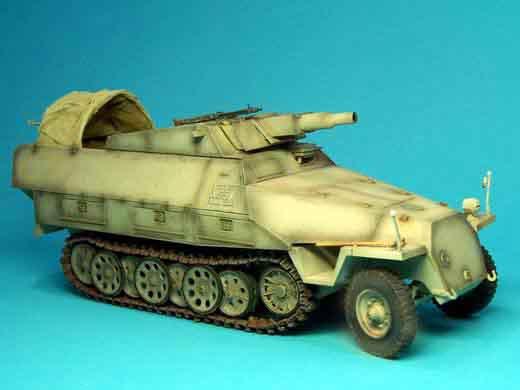 Sdkfz 2519 Ausf D Stummel Tamiya 135 Von Detlef Fröhlich