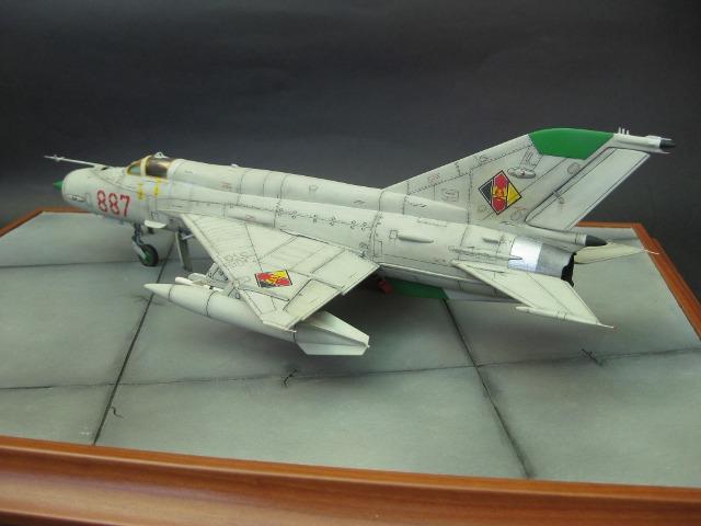 MiG-21MF Fishbed-J