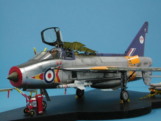 English Electric Lightning T.MK.4