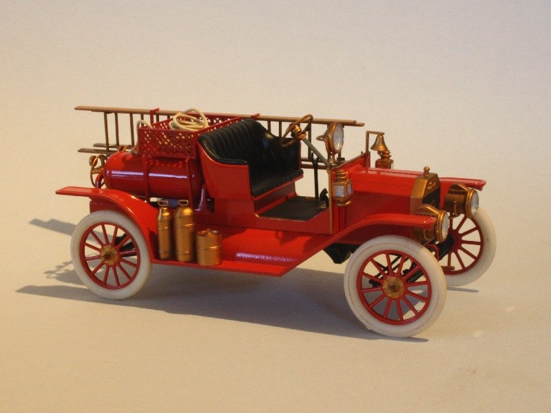 1914 Ford Model T Firetruck Icm 1 24 Von Jens Lohse