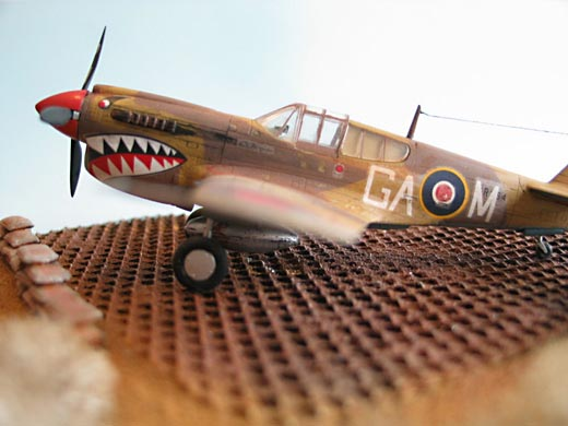 Curtiss Kittyhawk Mk.III (P-40M)