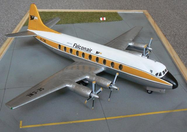 Vickers Viscount Serie 700