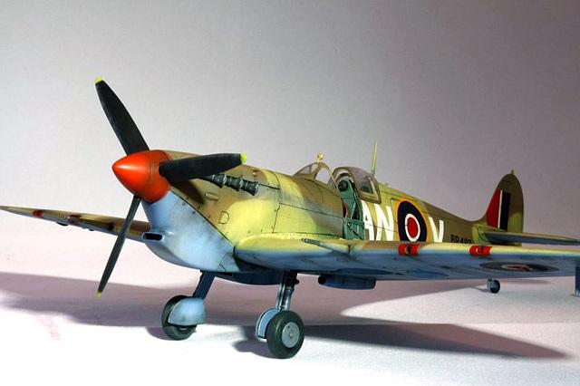 spitfire mk vb trop - photo #1