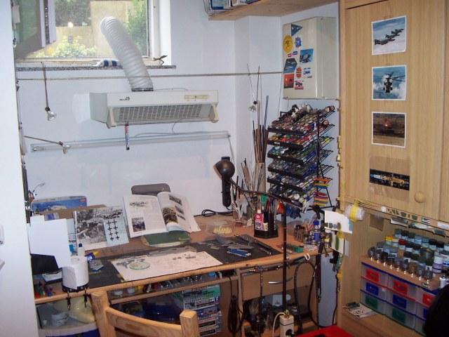 bastelzimmer von alexander jost bastelecke verschiedene hersteller ohne von alexander jost. Black Bedroom Furniture Sets. Home Design Ideas