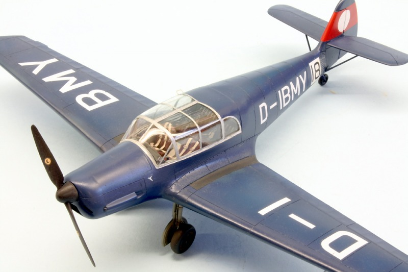 Bf 108 D-IBMY