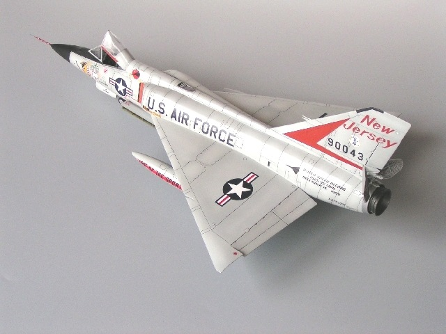 Transport Fotografie Flugzeug Convair F-102 Der Usaf Abgeklebt Für Neue Lackierung Luftfahrt & Zeppelin
