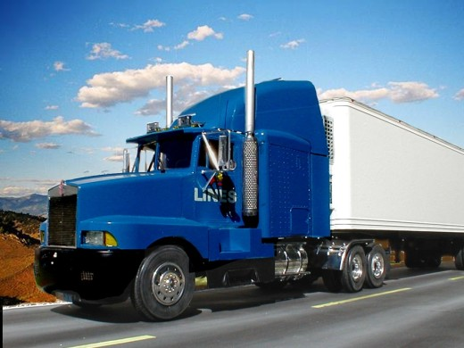Kenworth T600 Big Sleeper