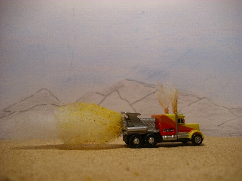 Les Shokleys Shockwave Jet Truck