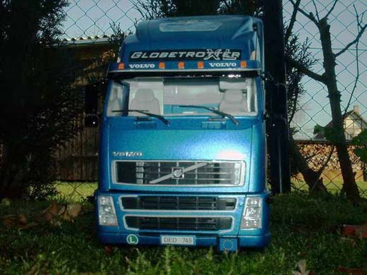 Volvo Globetrotter XL Long