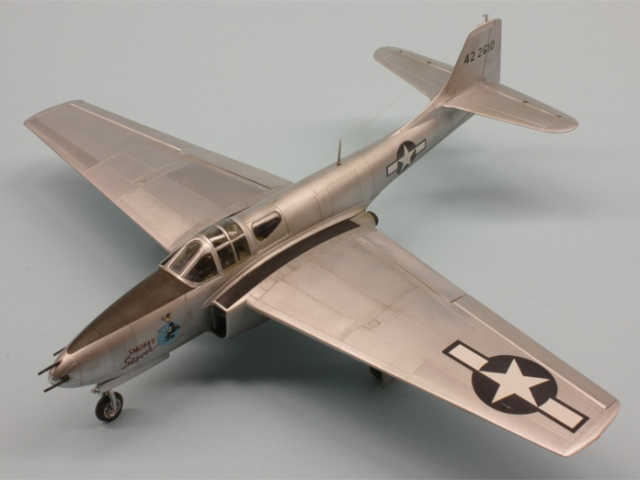 Bell P-59A Airacomet