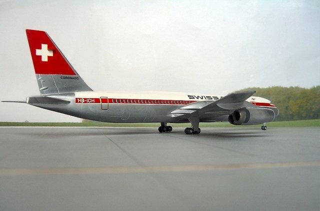 Convair Cv 990a Coronado F Rsin 1 144 Von Michael Bartnick