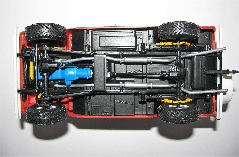 Ford Bronco Revell 1 25 Von Peter Blaasch