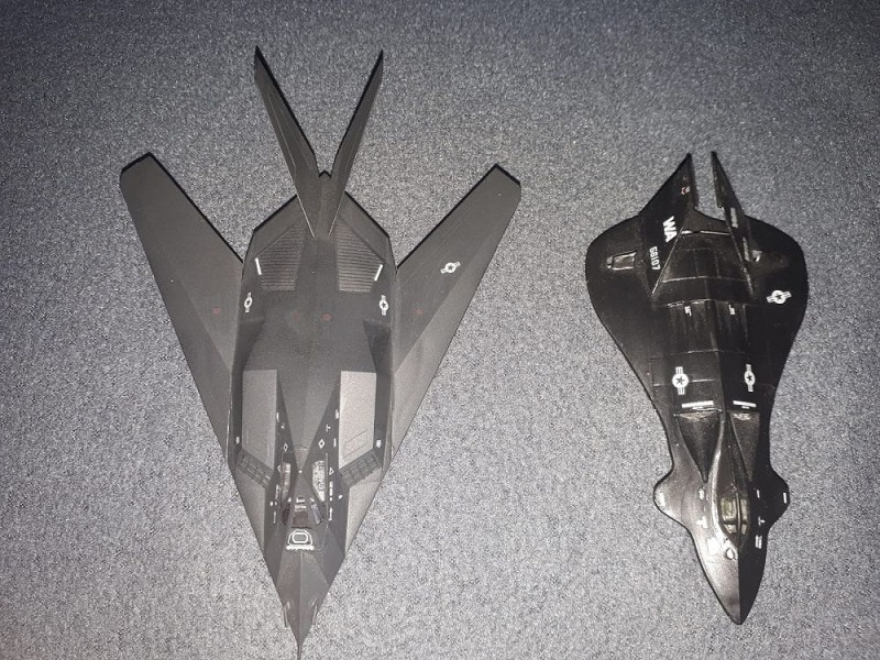 F-117 A Stealth Fighter