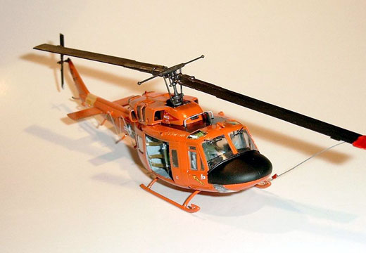 Bell UH-1N Twin Huey