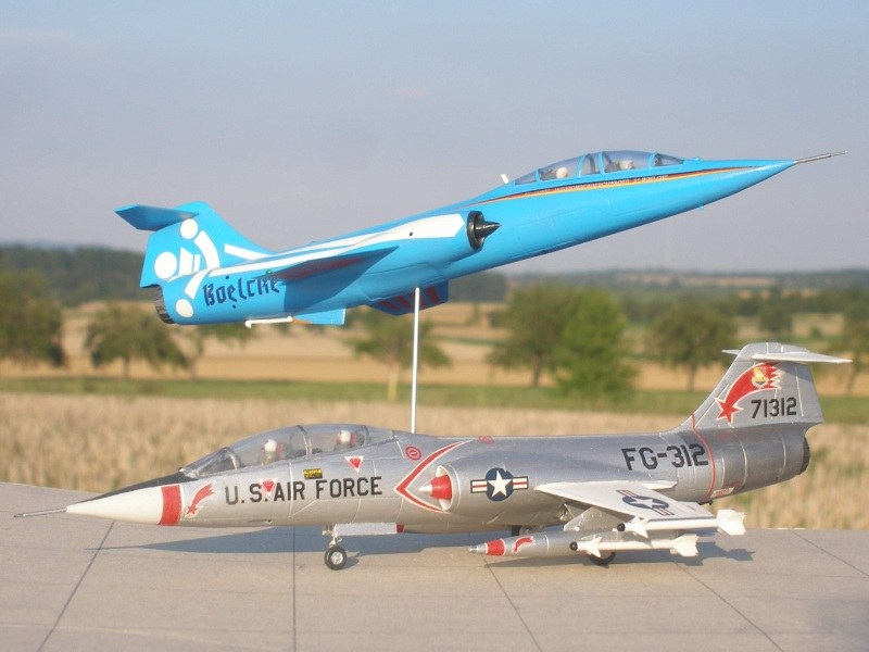 Lockheed TF-104G Starfighter
