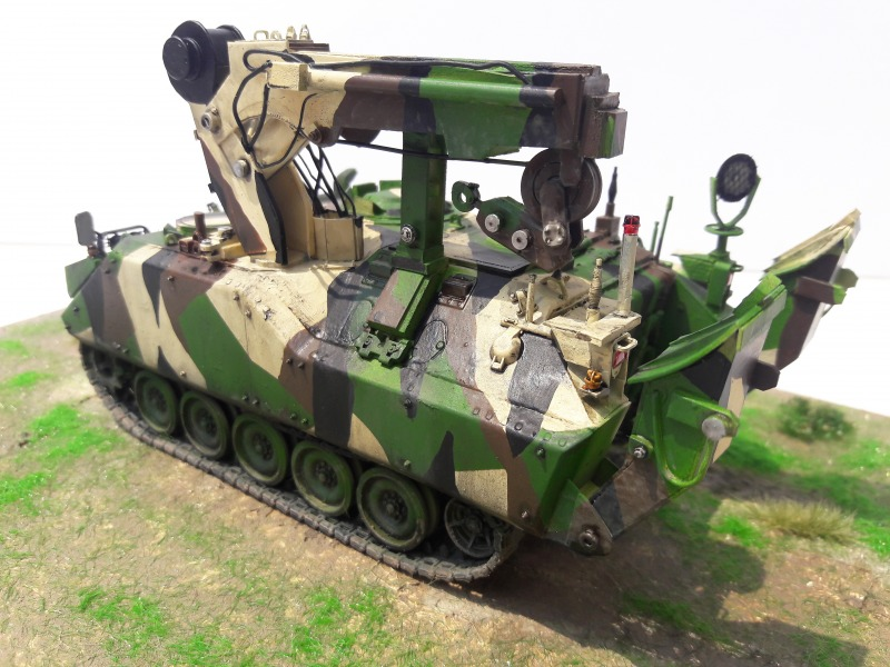 ACV-300 Recovery Vehicle