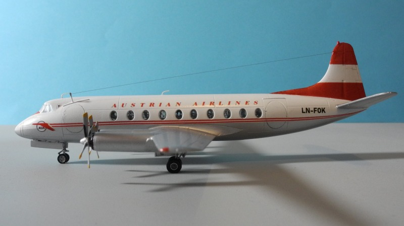 Vickers Viscount 779D