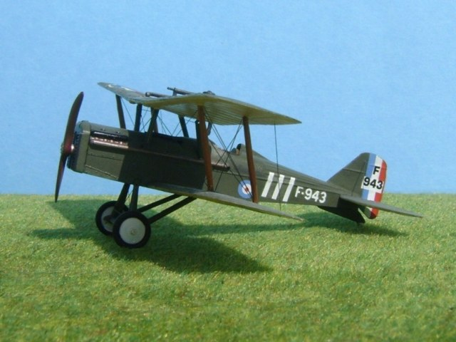 Modell Royal Aircraft Factory S.E.5