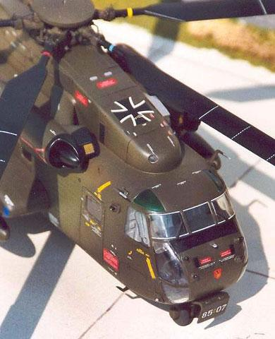 Sikorsky CH-53GS