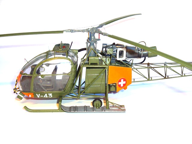 Sud-Aviation SE-3130 Alouette II