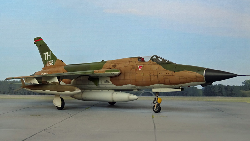 Republic F-105D Thunderchief