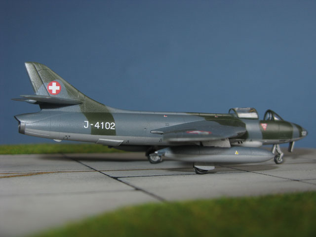 Hawker Hunter F.Mk.58