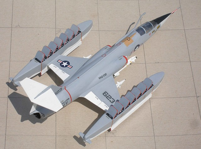CL-704 VTOL-Starfighter
