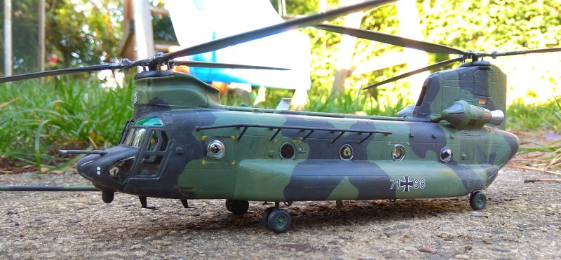 CH-47F Chinook STH