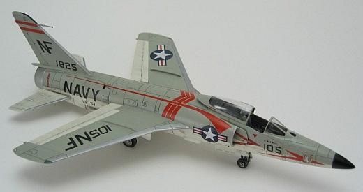 Grumman F11F-1 Tiger, Hasegawa 1:72 von Bernd Korte