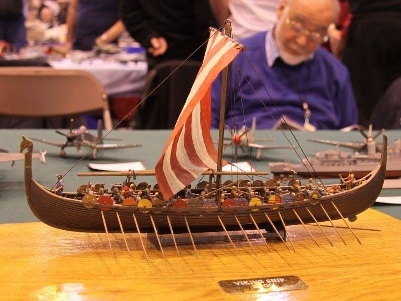 IPMS UK Scale Modelworld 2014