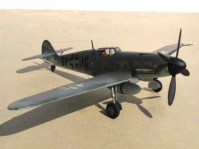 Messerschmitt Bf 109 H-1