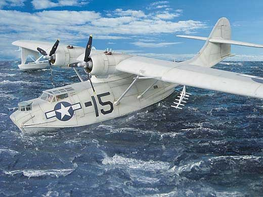 Consolidated PBY-5 Catalina