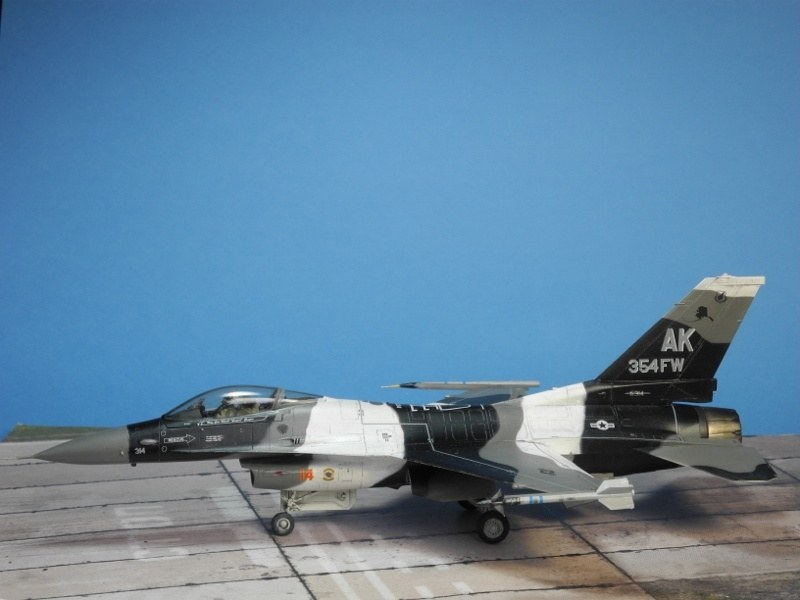 F-16C Block 30 Fighting Falcon