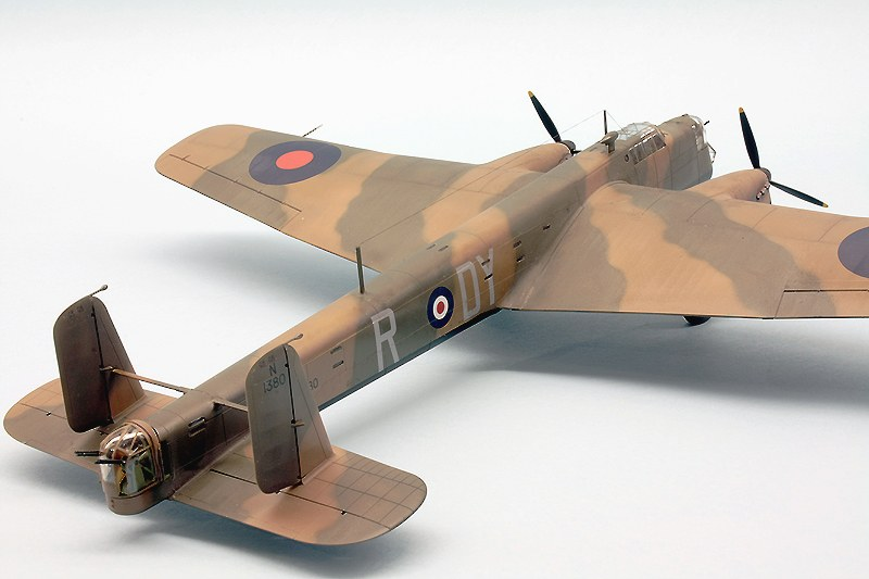 Armstrong Whitworth Whitley Mk.V