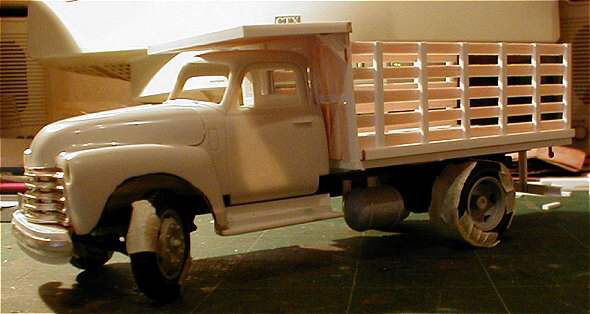 '50 Chevy Stake Truck