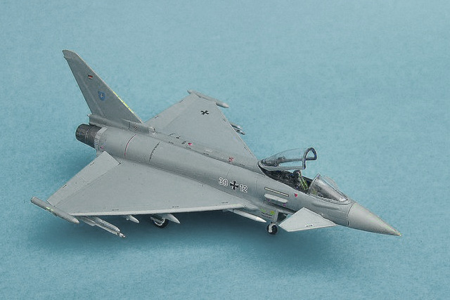 Eurofighter EF2000 Typhoon S