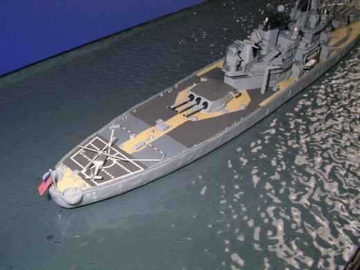 Uss Missouri Model Uss Missouri Bb-63