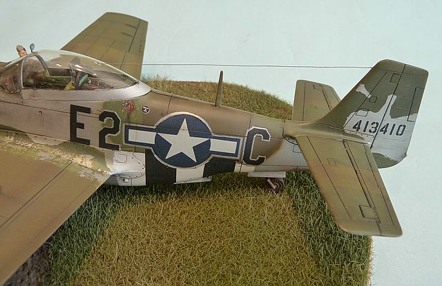 "North American P-51D Mustang ""early version"""