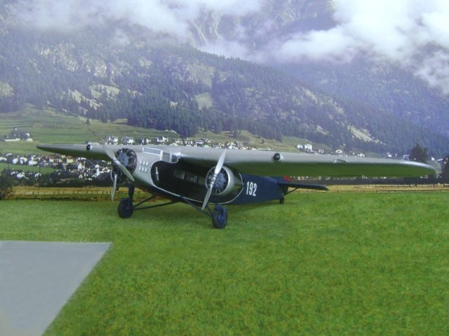 Ford 5 AT Trimotor